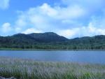 Grand Etang Lake (I think)