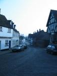 A cute side street in Warwick.