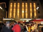 The Christmas Market in St. Moritz