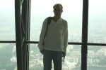 Me at the top of the Macau tower.