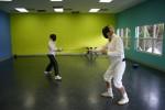 Highlight for Album: BVI Fencing