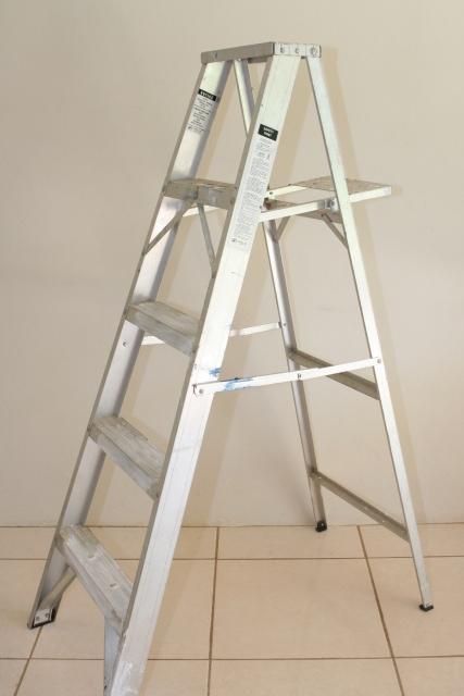 Folding Ladder: $30 [SOLD]