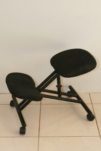 Kneeling Chair: $15 [SOLD]