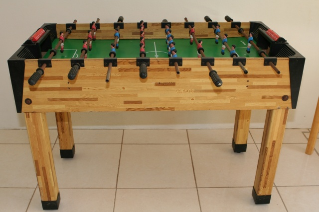 Fooseball Table: $35 [SOLD]