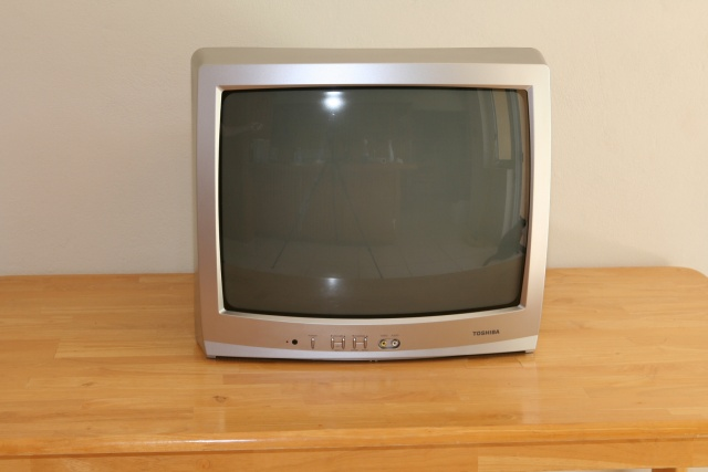 19 inch TV: $75 [SOLD]