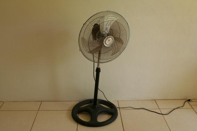 Standing Fan: $25 [SOLD]